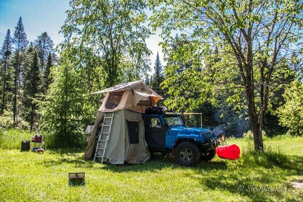 Explorez nos terrains de campings